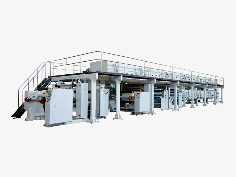 Coating and composite machine